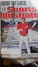 Sports Illustrated February 25 2013 Bryce Harper