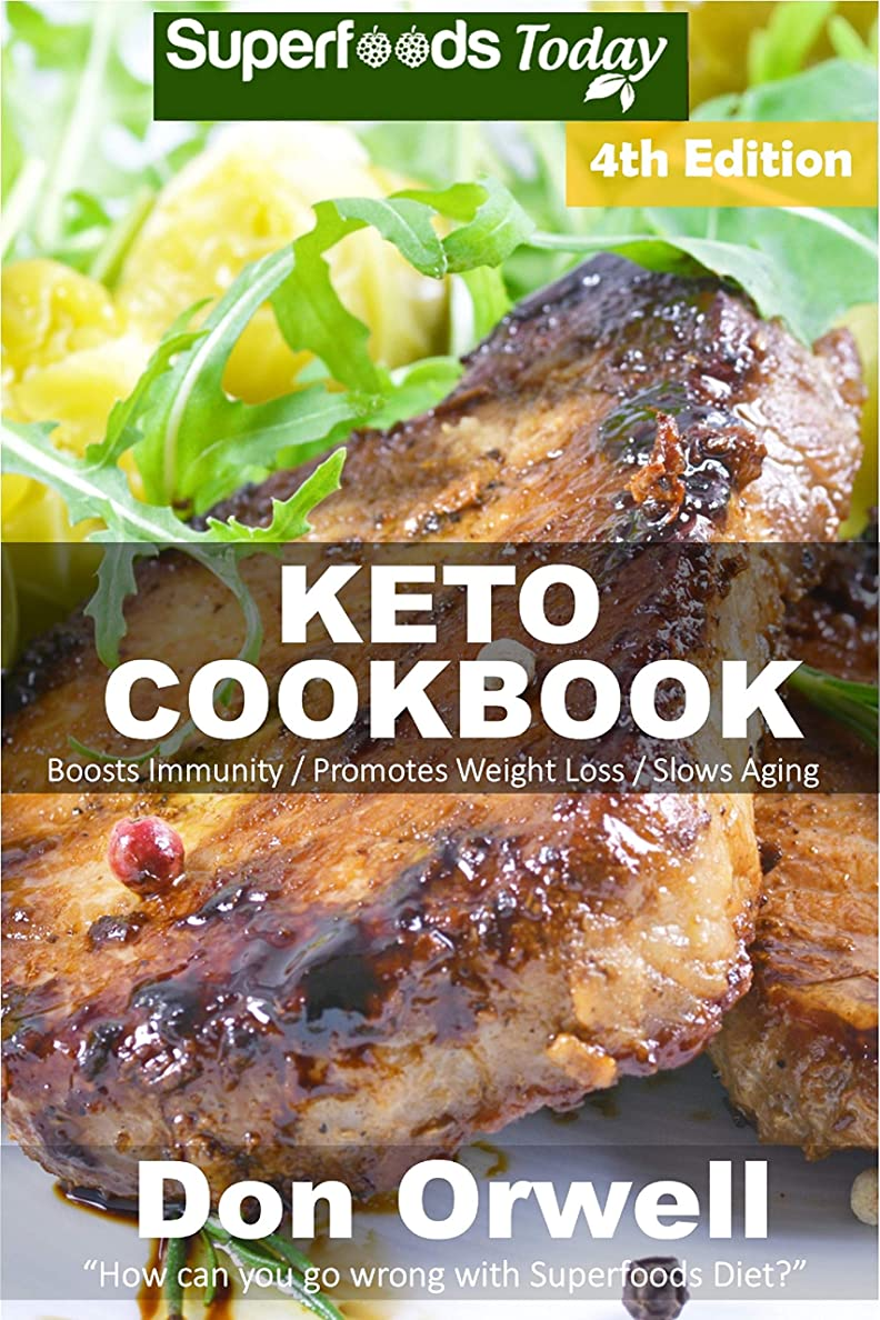 Keto Cookbook: Over 55 Ketogenic Recipes full of Low Carb Slow Cooker Meals (English Edition)