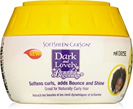Dark and Lovely Beautiful Beginnings Curl Cream, 5 Ounce