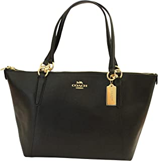 Crossgrain Ava Tote Shoulder Bag Black