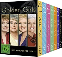The Golden Girls Complete Series The Golden Girls - Complete Series 1-7 NON-USA FORMAT, PAL, Reg.2 Germany