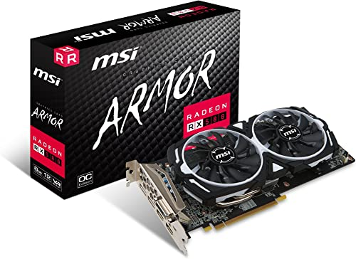 lowest MSI VGA Graphic Cards new arrival RX 580 ARMOR 8G discount OC sale