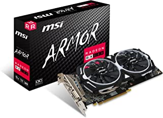 Best rx 480 armor msi Reviews