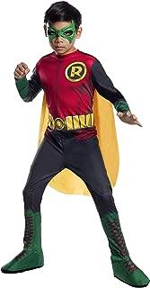 DC Superheroes Robin Costume, Child's Medium