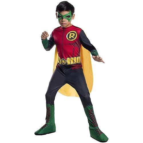 DC Superheroes Robin Costume, Childu0027s Medium