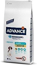 Advance Sensitive Puppy - Pienso para Cachorros con sensibilidades digestivas con salmón y arroz - 12 kg