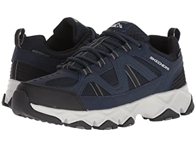 SKECHERS Crossbar (Navy/Black) Men