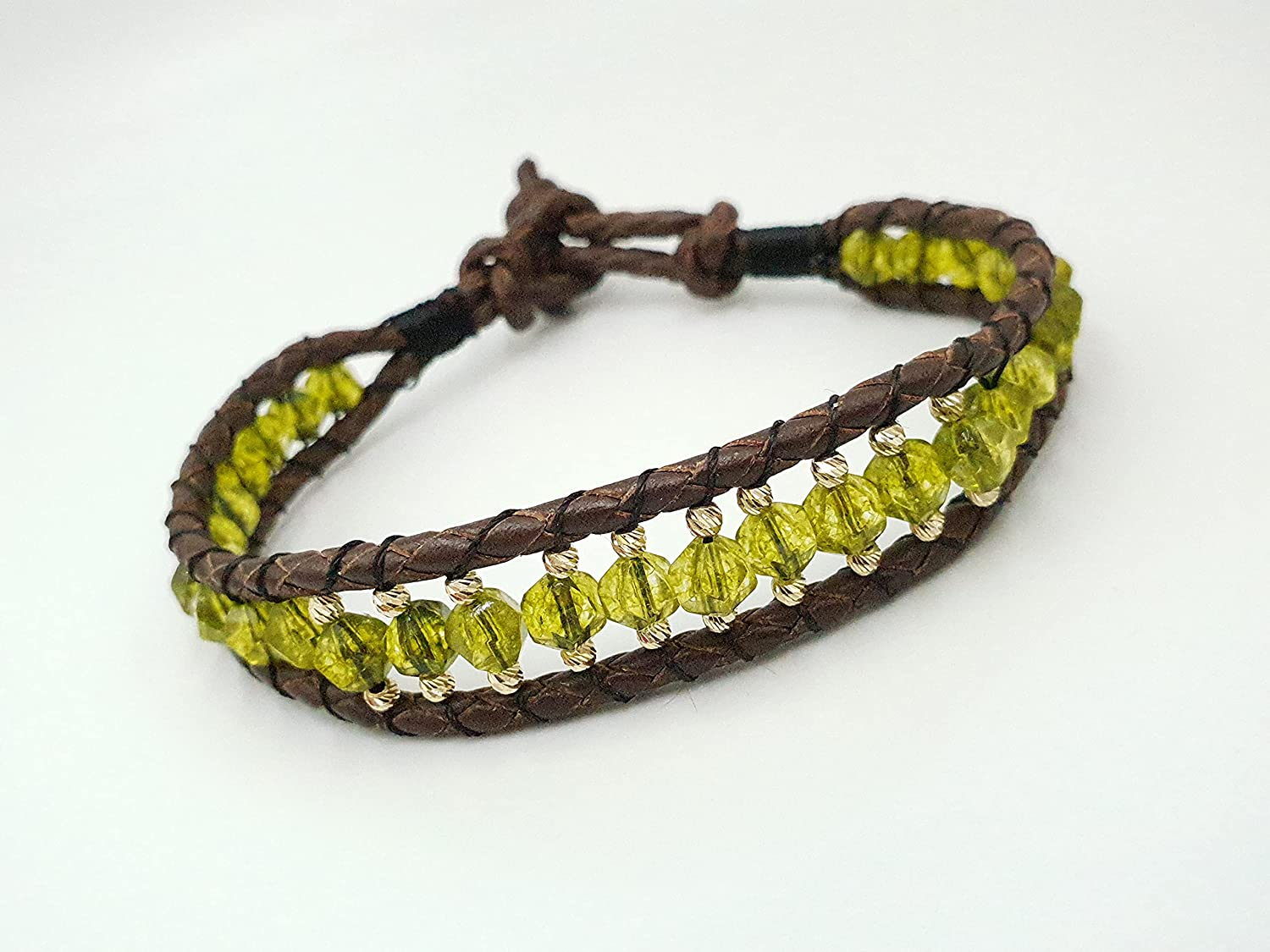 14k Yellow SOLID GOLD Bracelet Limited price and Bracelets SALENEW very popular! Gold Natural Beaded