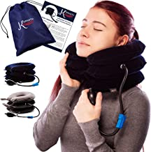 Pinched Nerve Neck Stretcher Cervical Traction Device for Home Pain Treatment |..