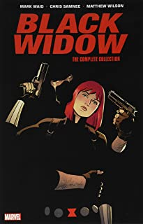 Black Widow by Waid & Samnee: The Complete Collectio
