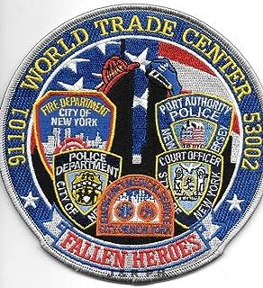 9 11 fallen heroes patch