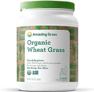 wheatgrass supplements