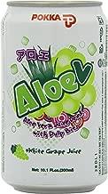 Pokka Aloe V White Grape and Aloe Vera Juice 300 ml