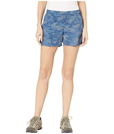 Columbia Silver Ridge Printed Pull-On Shorts (Nocturnal Camo Print) Women