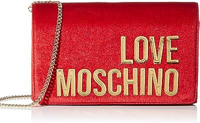 Love Moschino Jc4125pp18lz0500, Unisex-Erwachsene, Rot (Rosso), 14x6x22 cm (W x H L)
