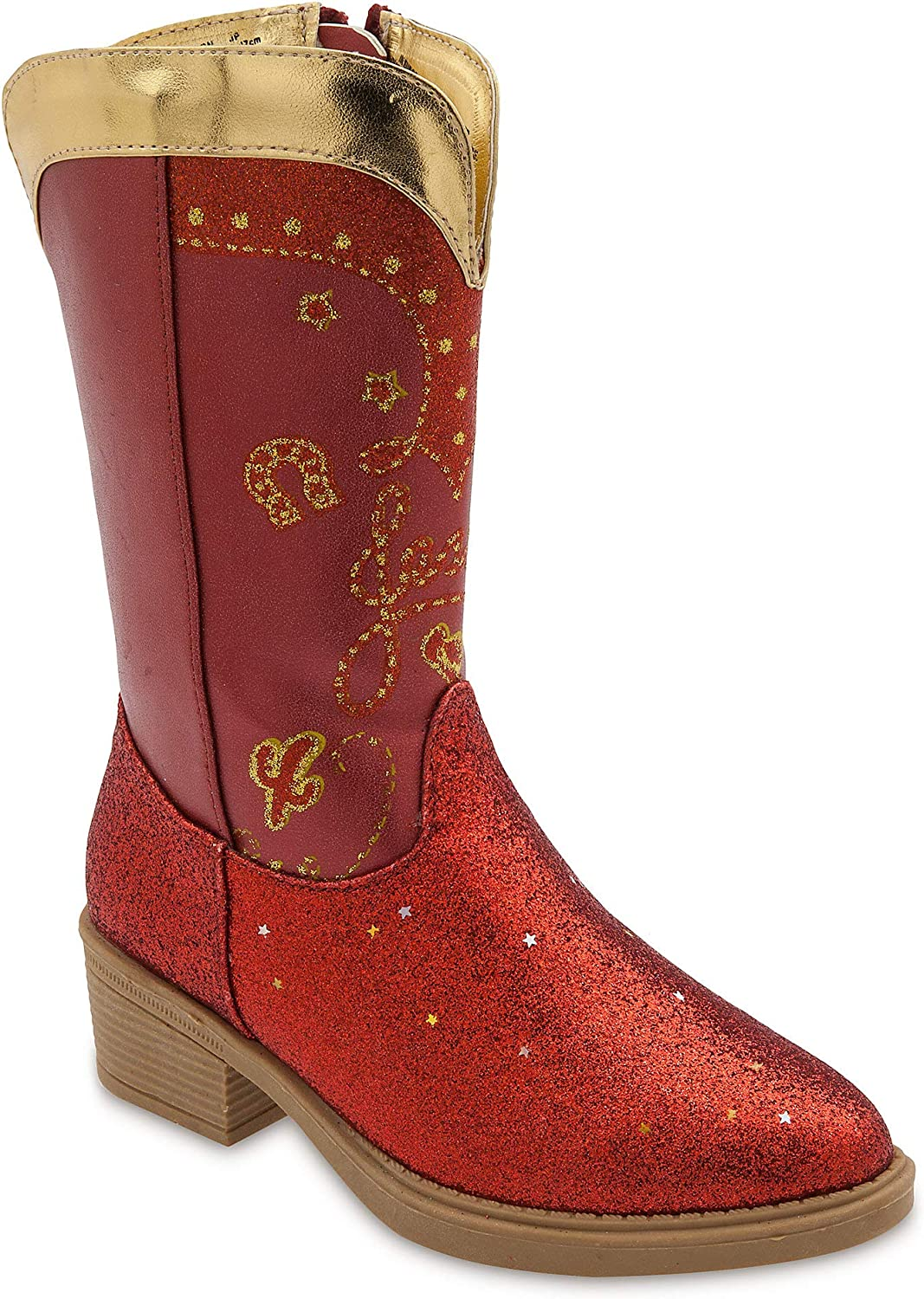 Disney Jessie Cowgirl Boots New popularity Award Multi Kids for