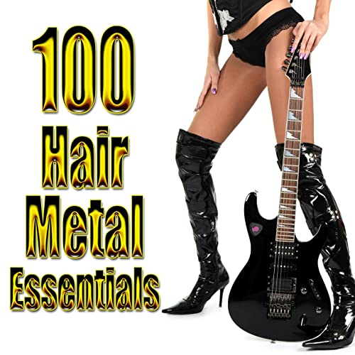 Hair Metal Essentials Various artists product image
