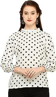 Vrati Fashion Women's Printed Tunic Short Top