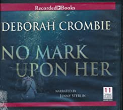 No Mark Upon Her by Deborah Crombie Unabridged CD Audiobook