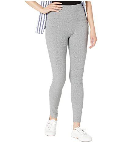 Lysse Cotton Leggings (Grey Melange) Women