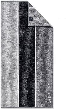 Handt/ücher Signature Lines 1658 Graphit 70 Waschhandschuh 16x22 cm Joop