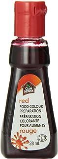 Club House, Food Colour Preparation, Red, 28ml