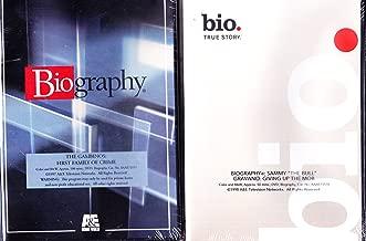 Biography: The Gambinos: First Family of Crime : John Gotti , Carlo Gambino , Paul Castellano Mafia , Biography Sammy the Bull Gravano : Giving up the Mob - 2 Pack Collection : 150 Minutes