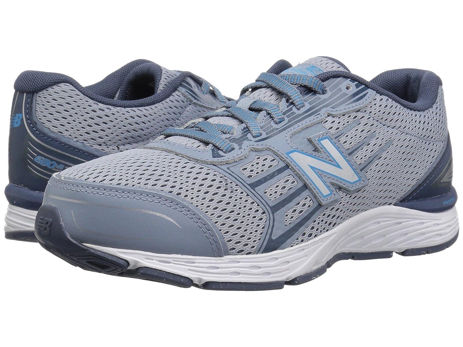 New Balance Kids KR680v5Y (Little Kid/Big Kid)Atmospheric grades have affordable shoes