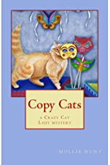 Copy Cats (Crazy Cat Lady Mystery Book 2) Kindle Edition