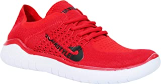 MAX AIR Sports Running Shoes for Men Red