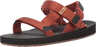 Freewaters Mens MO-066 Supreem Sport Cage Sandal W/Universal Fit 4-pt Strap-in Closure W/Arch Support