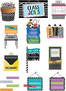 Creative Teaching Press Mini Bulletin Board Bold & Bright Class Jobs (2184)