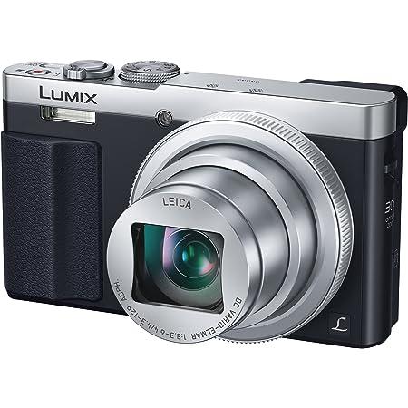 パナソニック デジタルカメラ ルミックス TZ70 光学30倍 シルバー DMC-TZ70-S