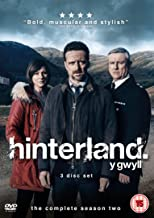 Hinterland Season 2 Y Gwyll Region2 Requires a Multi Region Player