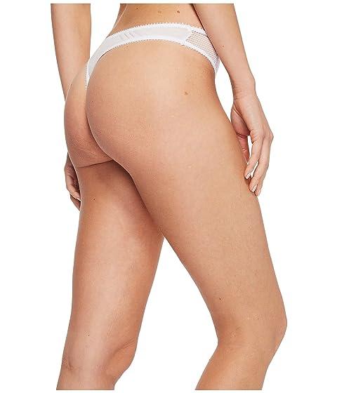 G2151 Blanco Modal Silk OnGossamer Thong 46wPH