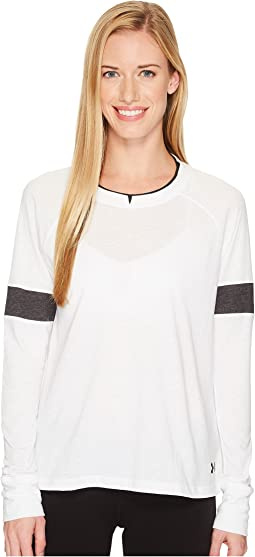 Sportstyle Long Sleeve Crew Top