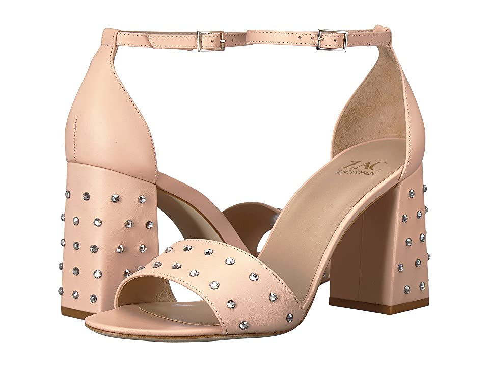 ZAC Zac Posen Eve (Rose/Swarovski Crystals) Women