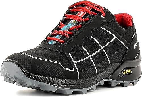 grauport Unisex Schuhe Herren und Damen Cross Spotex Trekking- und Multifunktions-Schuh, Leichte und Wasserdichte Spotex-Membran-Konstruktion, Vibram-Sohle