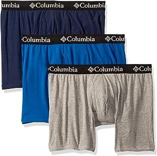 Columbia Mens Men's Boxer Brief Boxer Briefs