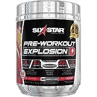 Six Star PreWorkout Explosion Powder for Men & Women