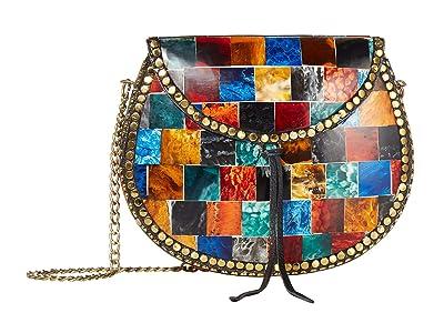 Sam Edelman Bentlee Iron Mini Handbag (Multi) Handbags