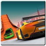imposible truco carreras coche gratis: 3D cielo pistas