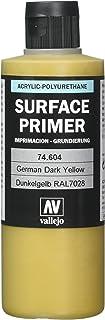 Vallejo German Dark Yellow 200ml Paint