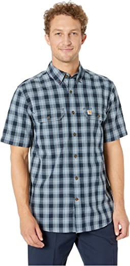 Fort Plaid Short Sleeve Shirt