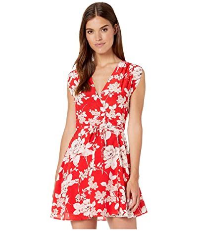 Yumi Kim Soho Mixer Dress (French Rose Red) Women