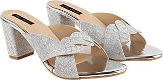 Do Bhai Casual/Party/Daily/Outdoor/Office/Spacial Needs Block Heels Fashion Sandals For Women