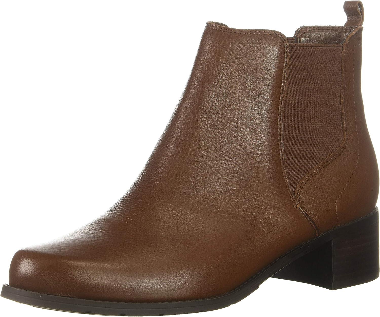 Easy Spirit Womens Niles Ankle Boot