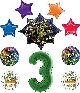 Best ninja turtle birthday balloons Reviews