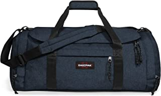 Eastpak Reader M + Sac de Voyage, 63 cm, 51.5 L, Bleu (Triple Denim)