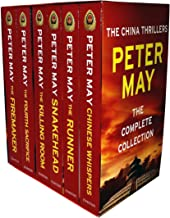 Peter May Collection China Thrillers 6 Books Box Set (The Firemaker, The Fourth Sacrifice, The Killing Room, Snakehead, The Runner, Chinese Whispers)